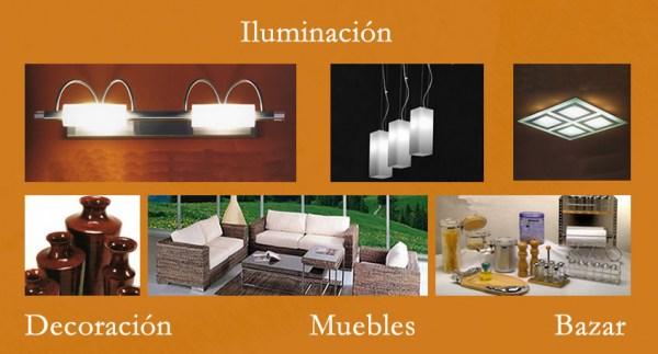 Clamy deco hogar rosario for Decoracion iluminacion