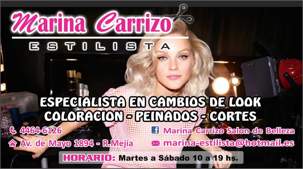 Marina Carrizo Salón de belleza
