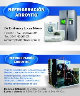 Fotos de Refrigeración Arroyito