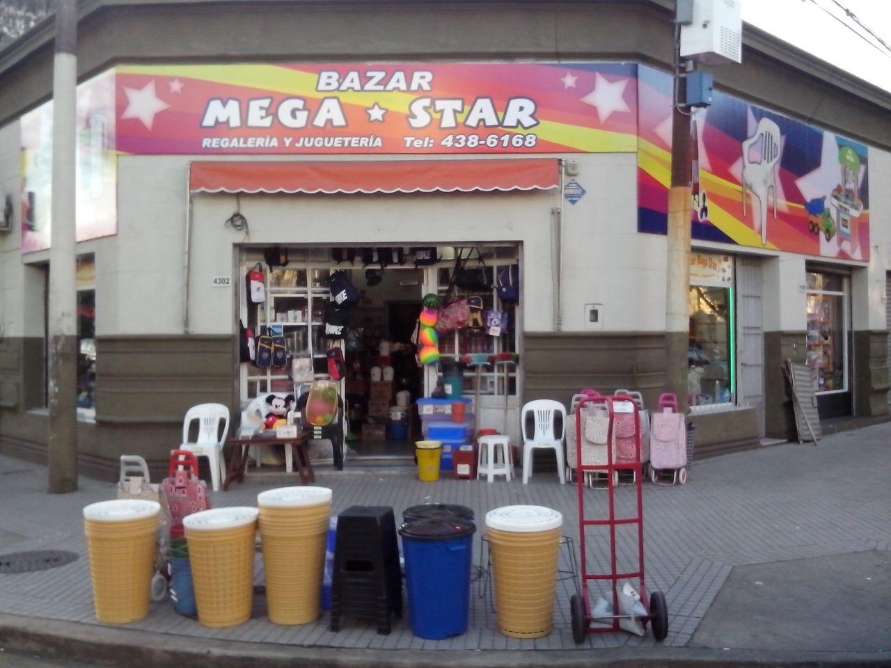Bazar Mega Star Rosario